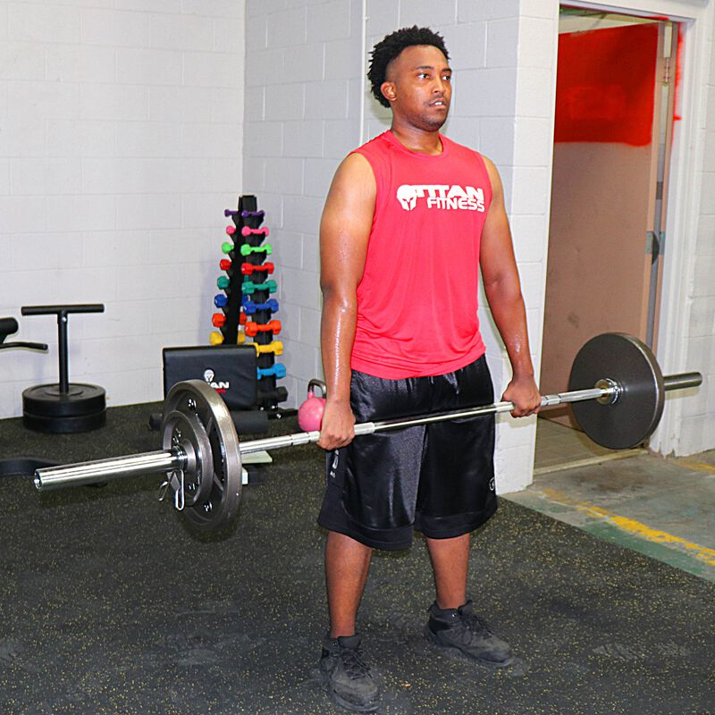 Cast Iron Olympic Weight Plates | 245 LB Set