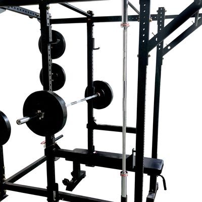 Single Titan Horizontal Mount Barbell Holder for T-3 Power Rack