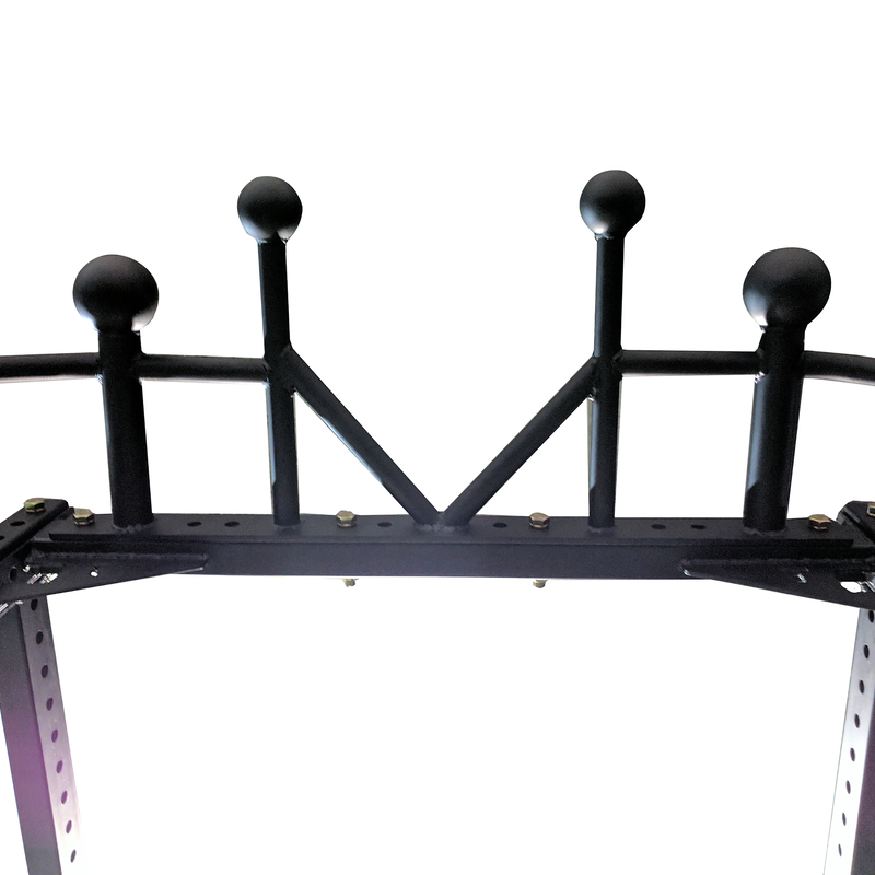 Sphere Grip Pull-Up Bar For T-3 Power Rack