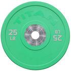 LB Color Urethane Bumper Plates