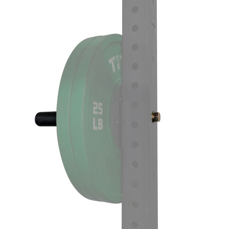 Universal Single Bolt-On Plate Holders – Pair