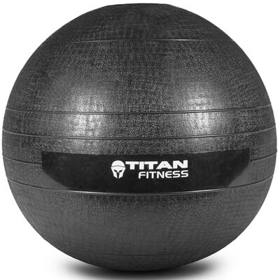 40lb Titan Fitness Slam Ball Rubber