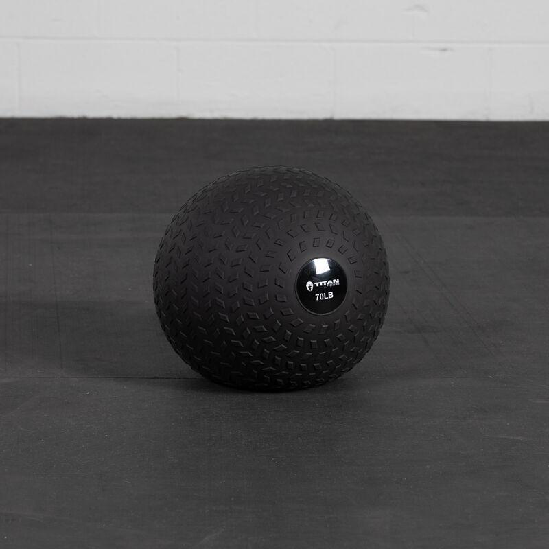 70 LB Rubber Tread Slam Ball