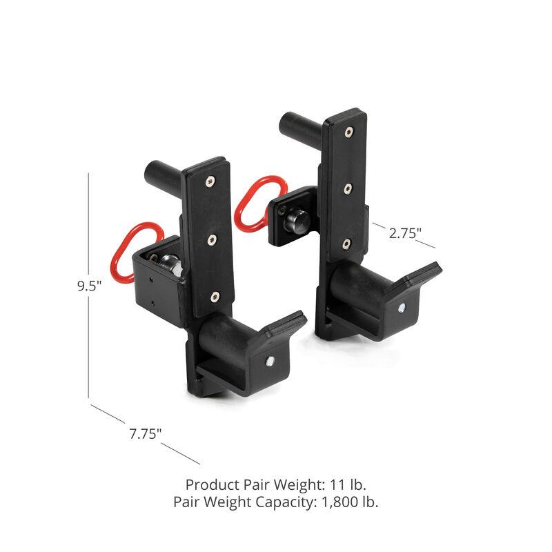 T-2 Series Roller J-Hooks