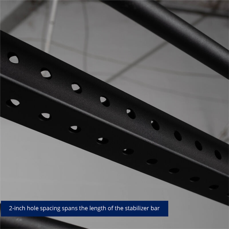 T-3 or X-3 Series Dual Pull-Up Stabilizer Bar
