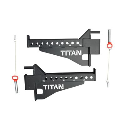 Spotter Arms | TITAN Series