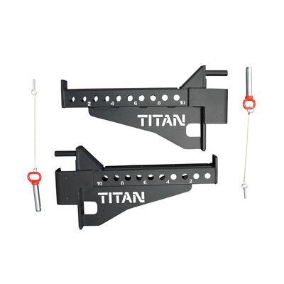 TITAN Series Spotter Arms