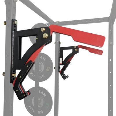 Rack Mounted Monolift Attachment for X-2 Power Rack