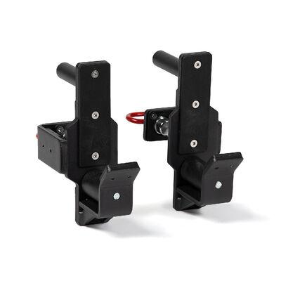 Titan Series Roller J-Hooks | Pair