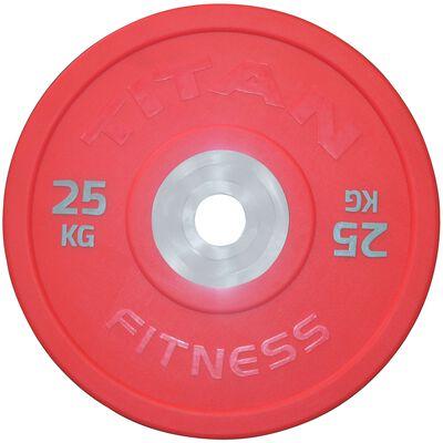 Urethane Bumper Plate | Color | 25 KG Single