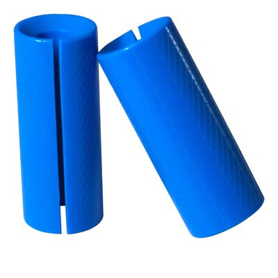 2-in Blue Weight Bar Grip