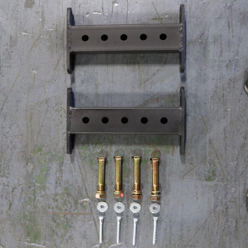 """12"""" X-3 Space Saving Rack Side Bracings"""