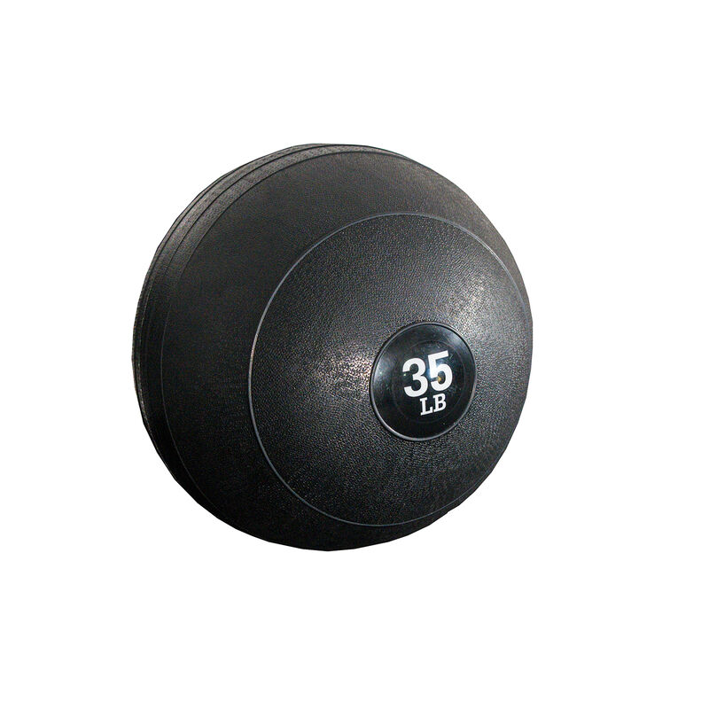 35 lb. Slam Ball Rubber