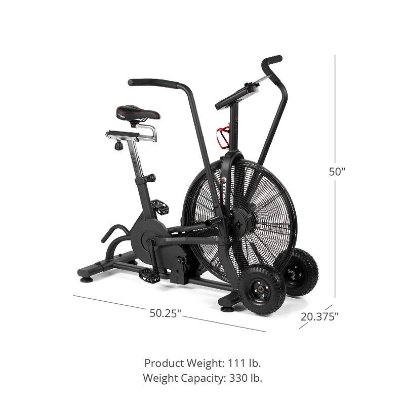 Titan Fitness® Fan Bike