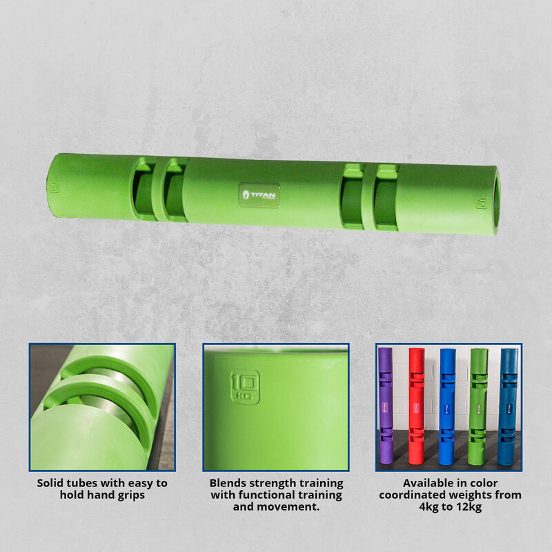 10kg Multi-Functional Training Tube