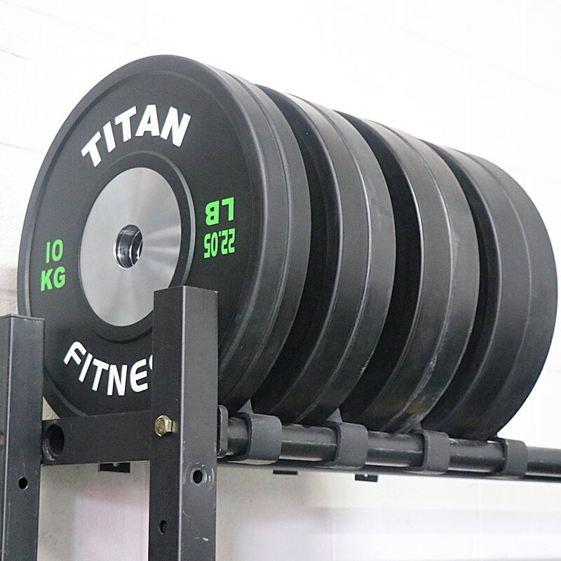 Elite Olympic Bumper Plates | Black | 10 KG Pair