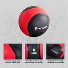 6 lb. Rubber Medicine Ball