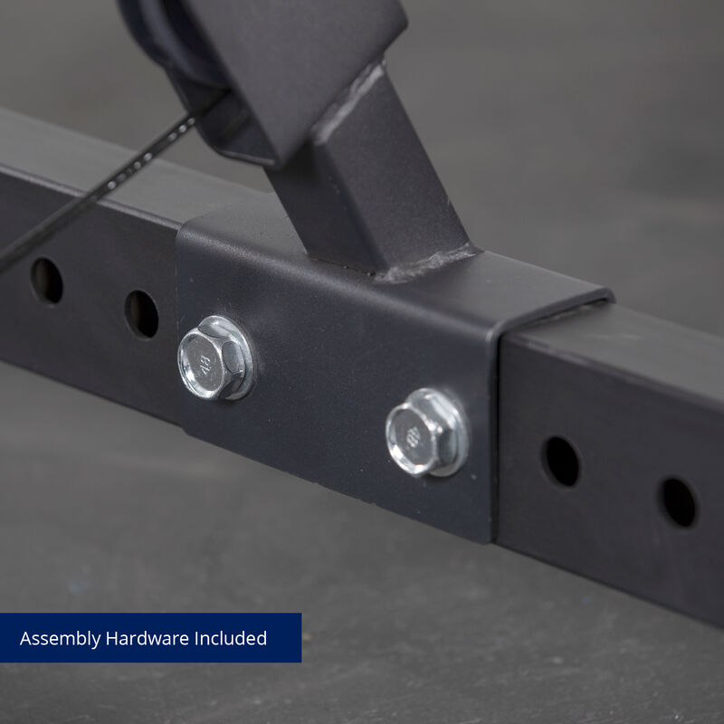 T-3 Series Rack-Mounted Pulley System