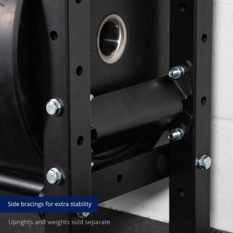 70-in Shelf for Mass Storage System
