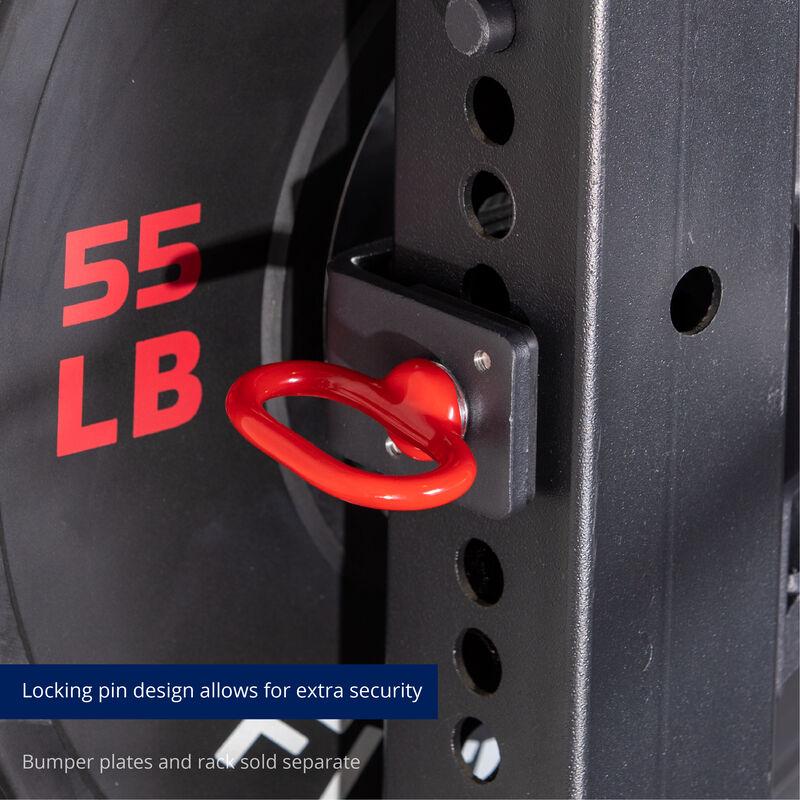 X-3 Series Roller J-Hooks – Pair