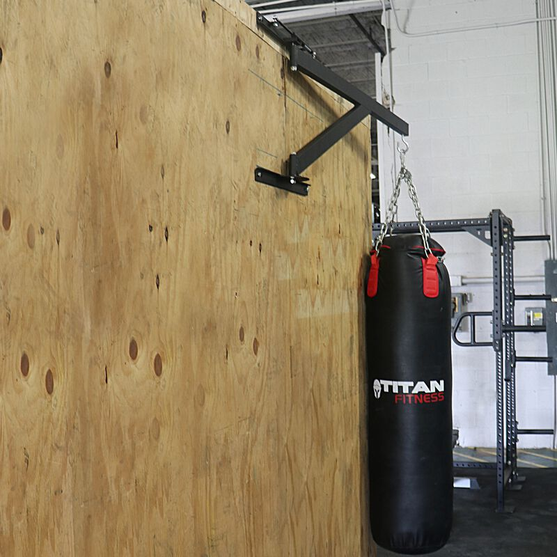 Wall Mounted Heavy Bag Boxing Mount Foldable