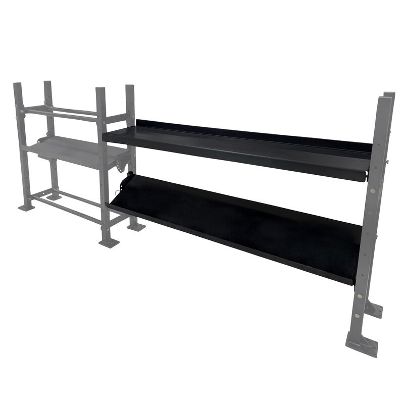 Rotating Shelf For Mass Storage System