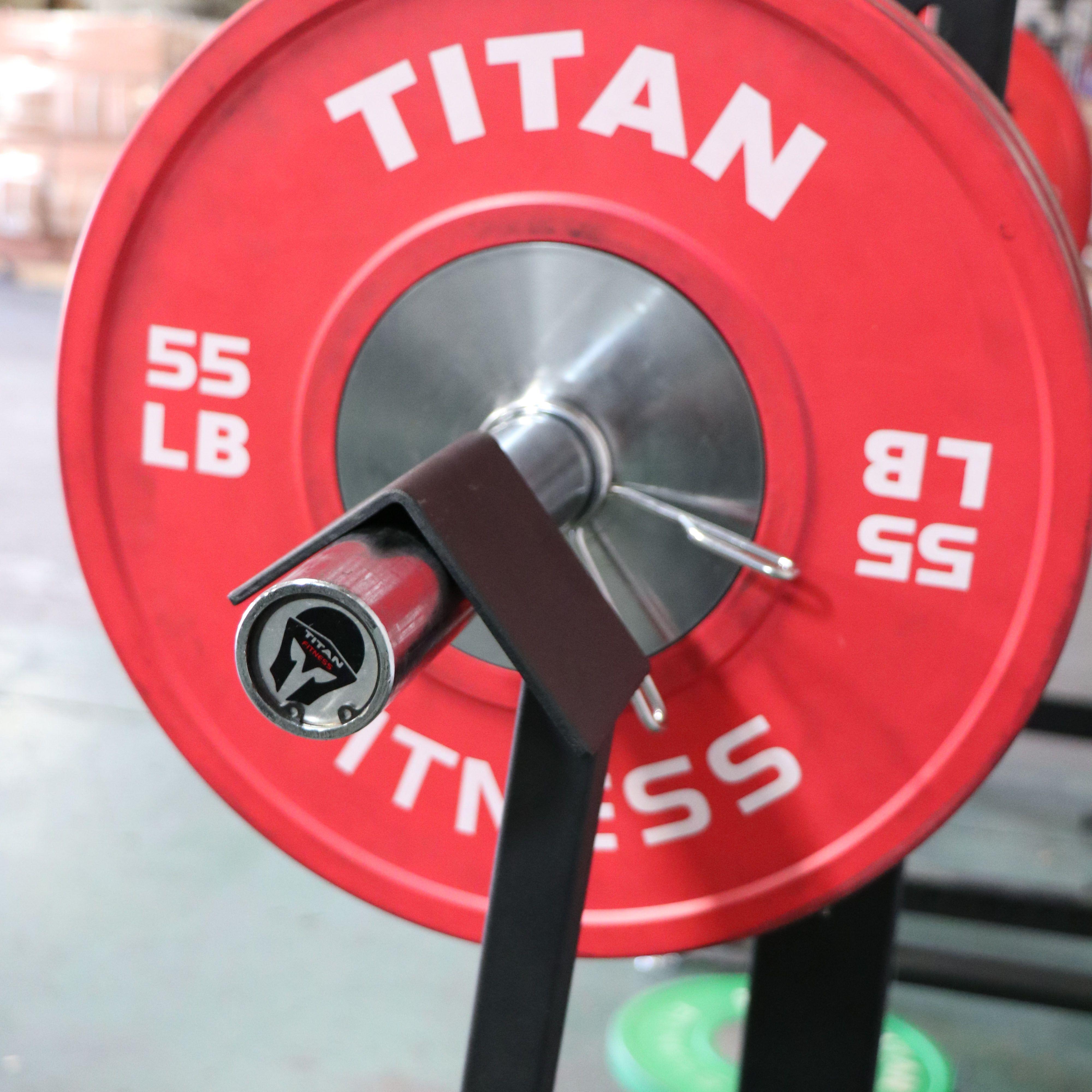 Titan Eccentric Hook Extensions