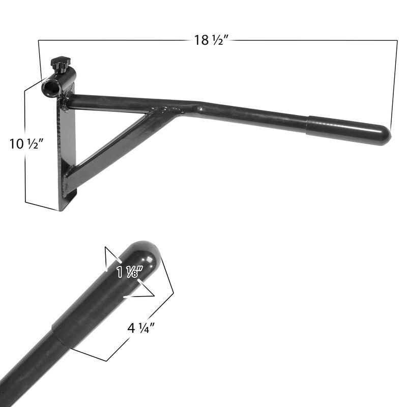 T-2 Series Adjustable Dip Bar Attachment