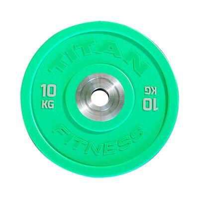 10 KG Single Color Urethane Bumper Plate