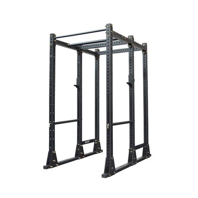 "X-3 Series Flat Foot Power Rack | Tall with 24"" Extension"