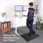 FlexiSpot | Ergonomic Standing Desk Anti-Fatigue Floor Mat | Black