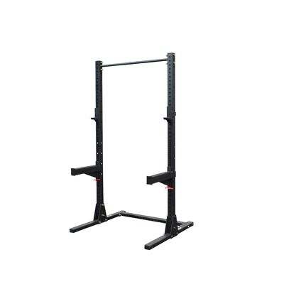 X-3 Squat Stand w/ Pull Up Bar & Spotter Arms
