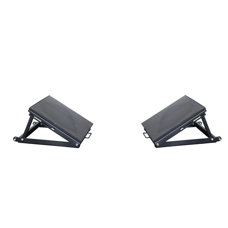 Angle Plyometrics Box | Pair | Foldable