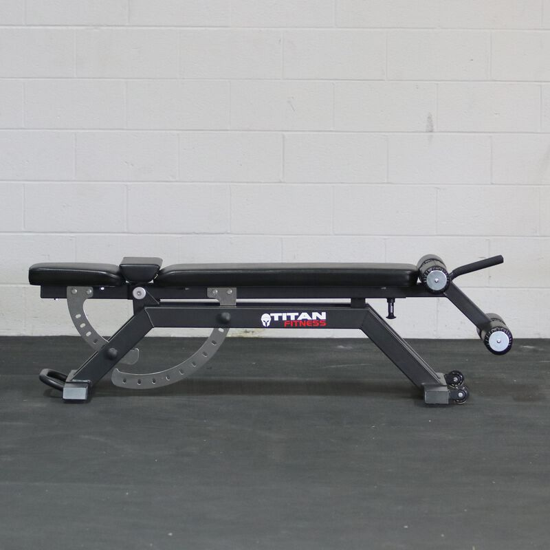 Decline Bench | Adjustable