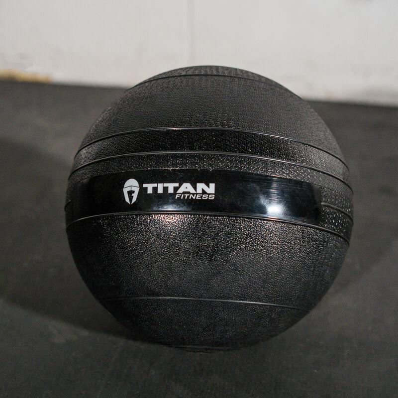 30 LB Rubber Slam Ball