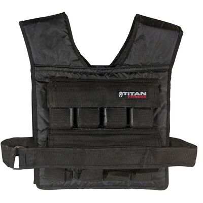 Adjustable Weighted Vest 20 LB