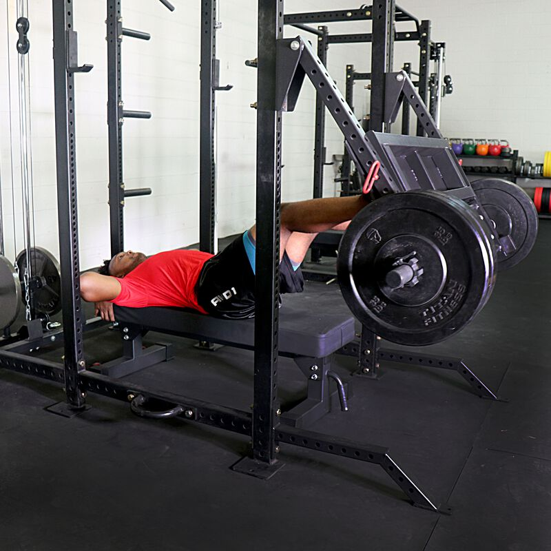 Lever Arm Leg Press Attachment