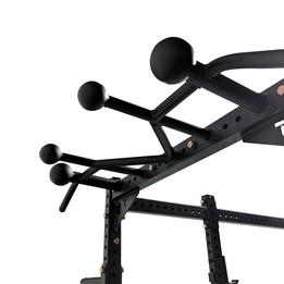Sphere Grip Pull-Up Bar For T-3 Series Power Rack