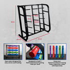 Multi-Functional Training Tube Storage Rack
