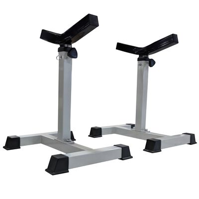 Bench Press Spotter Stands - Titan Fitness Bench Press Spotter Stands For Sale + Free Shipping | Titan® Fitness