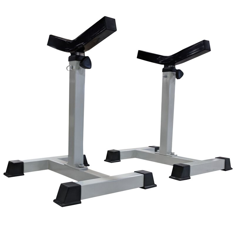 Bench Press Spotter Stands