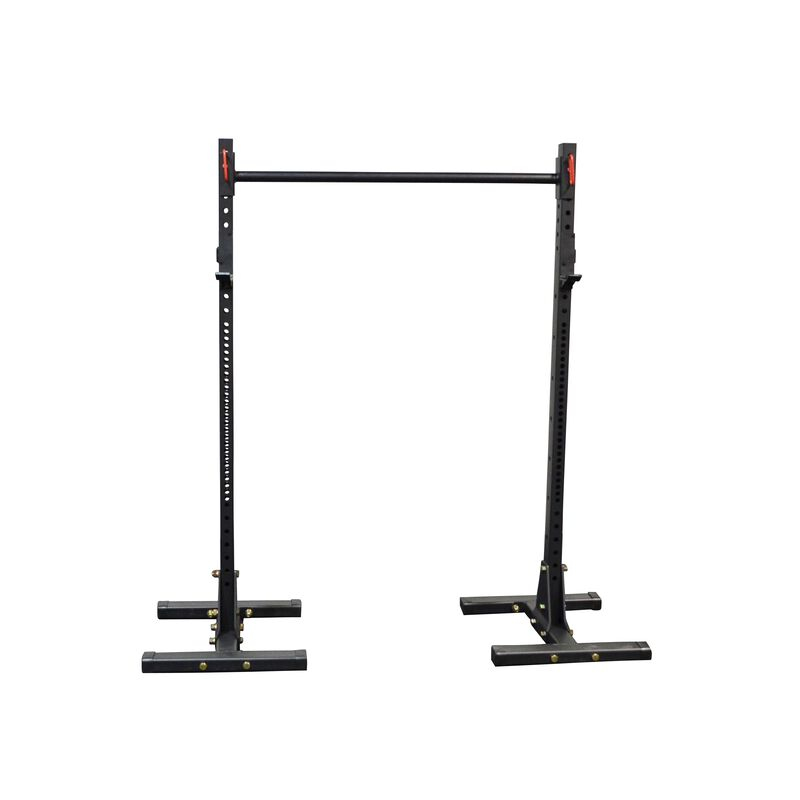 T-3 Series Independent Squat Stand w/ Pull Up Bar