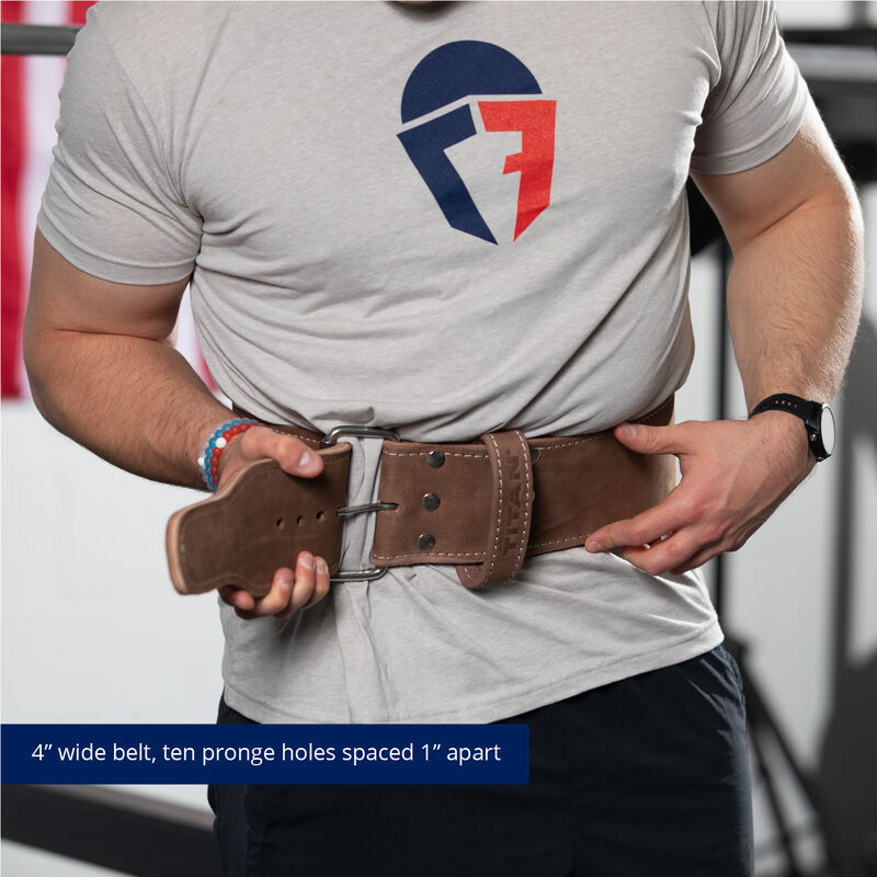 MAXXUM Medium Weightlifting Belt