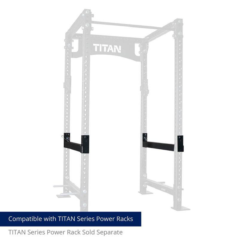 TITAN Series Flip Down Safety Bars