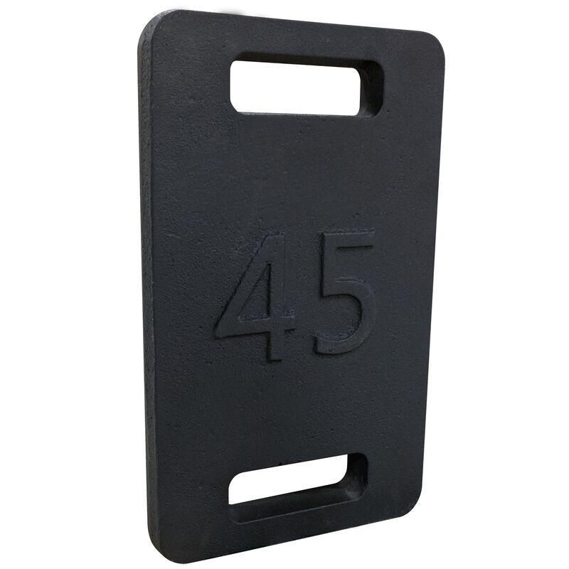 45 LB Ruck Weight
