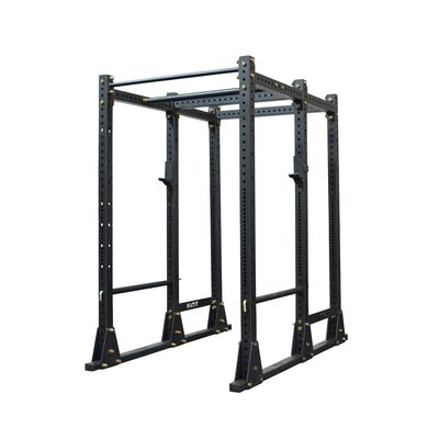 "X-3 Series Flat Foot Power Rack | Short with 24"" Extension"