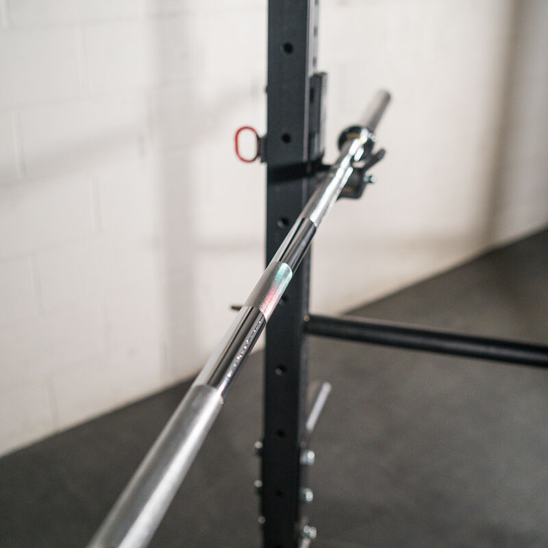 Olympic Power Bar – 86-in. Chrome