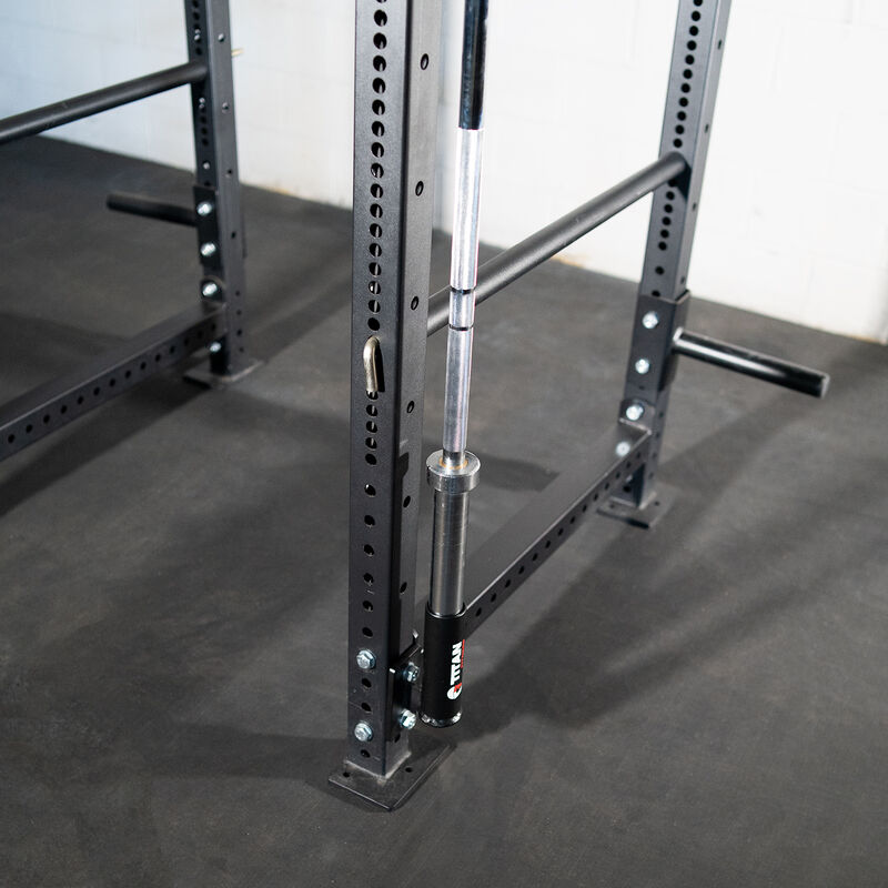 Vertical Mount Barbell Holder for X-3 Power Rack