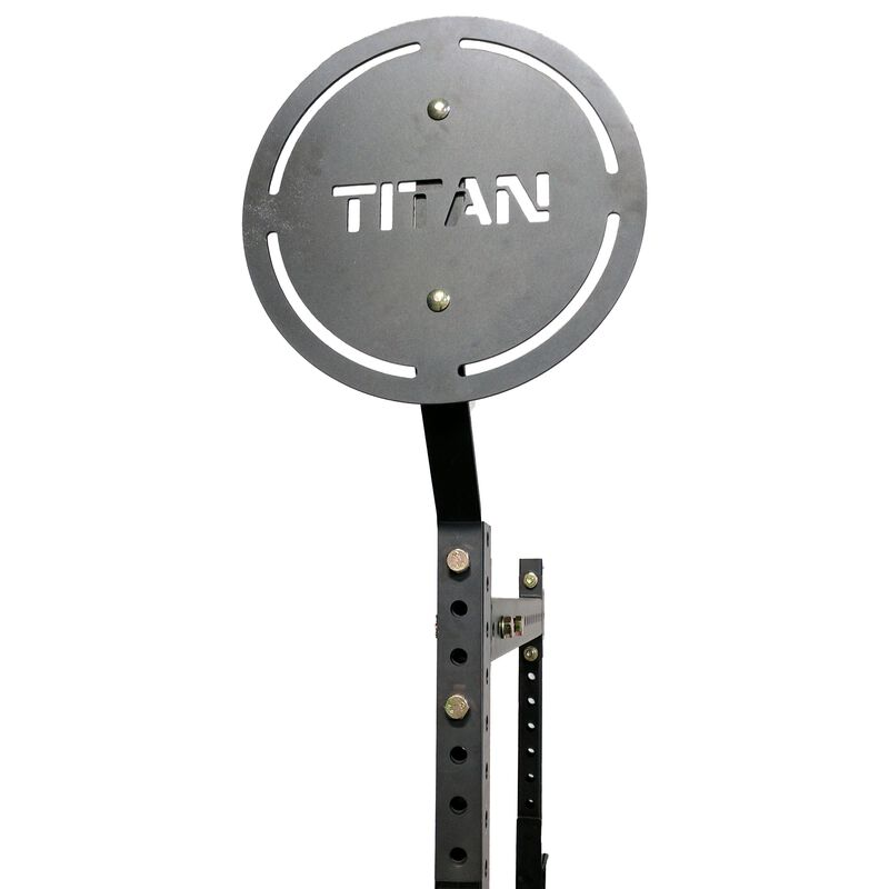 Mounted Wall Ball Target for T-3 or X-3 Racks