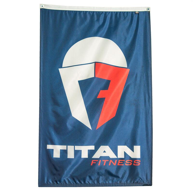 Vertical Gym Flag